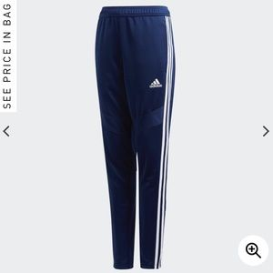 Trio 19 Adidas Climacool Pants | Youth